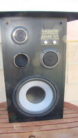 Acoustic Response Series 707 Audio 3 Way Speakers