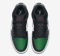 Nike Air Jordan 1  Pine Green Toe Size 10 Men's 554724-067