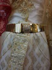 THAI Traditional DRAMA Belt Buckle Costume Wedding Dress Antique FESTIVAL SHOW