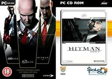 hitman triple pack & Hitman Codename 47  (all 4 hitman games)