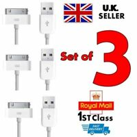 New Lightning Sync & Charger Data Cable For Apple iPhone 4,4S,3GS,iPod,iPad2&1