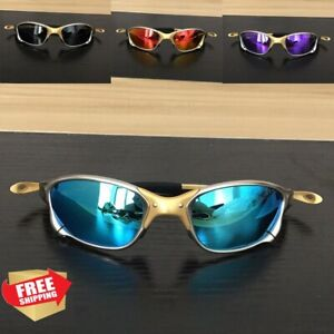 X-Metal Cyclops Outdoor Sunglasses Ruby Polarized Lenses TITANIUM Goggles 2020