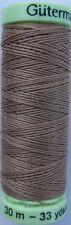 BIEGE (139) Gutermann Top Stitch Button Sewing Thread 30m Reel, Extra Strong
