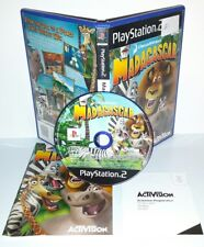 MADAGASCAR DREAMWORKS - Ps2 Playstation Play Station 2 Gioco Game