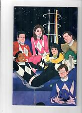 MIGHTY MORPHIN POWER RANGERS #1 Ltd 1:50 variant by Kevin Wada! NM