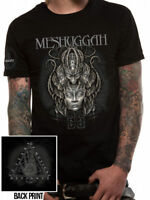 Meshuggah T Shirt 25 Years Officially Licensed Mens Black Metal Merch All Sizes