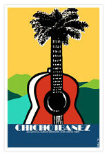 "Cuban movie Poster 4 film""CHICHO Ibanez""Guitar Music.Musica cubana.Art decor"