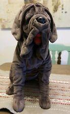 "Wizarding World Of Harry Potter Hagrid Plush Dog Fang Universal Studios 14"""