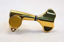 Gotoh GB-707G Bass Guitar Tuners Gold 4L
