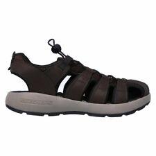 Sandals Melbo Journeyman 2 Skechers Brown Men