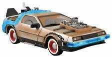 Regreso al futuro III Vehículo Model DeLorean Diamond Select