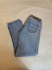 Tommy Hilfiger Jeans Blue Jeans Women Size 8 Straight Leg Denim