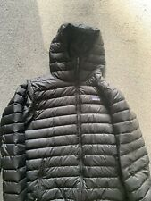 Patagonia Down Hoody Jacket Black Large L RRP£220-99p Auction!