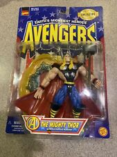 Toy Biz Avengers Marvel Collectors Edition Mighty Thor Sealed & NEVER OPENED