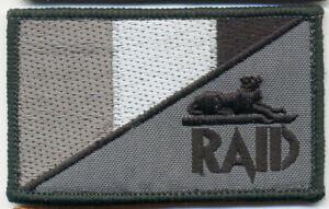 POLICE / RAID FRANCE BASSE VISI NOIR