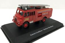 Circus Vehicles  ROBERT BROTHERS CIRCUS BEDFORD GREEN GODDESS FIRE ENGINE  HU13