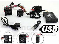 BMW USB adapter 3 Series E46 1999 - 2006 CTABMUSB007 car AUX SD input MP3 jack