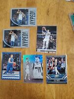 2019-20 Panini Chronicles  prizm Luka doncic lot great value
