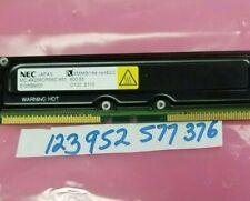 256MB Rambus PC600  600-53 184-pin non-ECC RDRAM RIMM  256MB/16D DUAL RANK 16X8