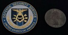 Defense Security Service DSS DIS Washington DC United States US Challenge Coin