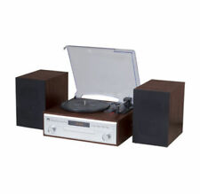 GE4100 Turntable HIFI With CD Player