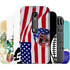 Dessana American Football League Silicone Protective Cover Phone for Motorola