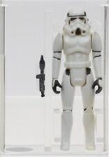 Star Wars 1977 Vintage Kenner Stormtrooper (HK) Loose Action Figure AFA 80+