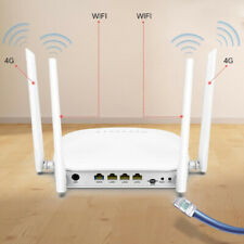 4G LTE CPE Router Wireless 300Mbps Wifi Router With SIM Card Solt