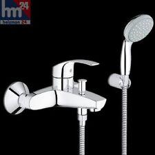 Grohe Eurosmart grifería de bañera monomando Set incl. Cabeza de ducha 33302002