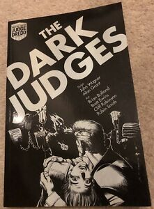 Judge Dredd - 'The Dark Judges,' pocket graphic novel