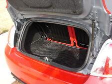 FIAT 500 RUBBER BOOT Mat Liner forte con un elevato grip della superficie