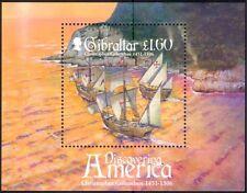 Gibraltar 2006 Columbus/barcos/barcos/Navegación/Vela/personas/transporte 1v m/s (s662p)