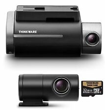 Thinkware F750 2CH Front & Rear WiFi Dash Cam Full HD 1080p 32GB <Hardwire type>