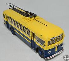 ULTRA Models diecast 1/43 city trolleybus MTB 82D 1947 CCCP USSR NIB