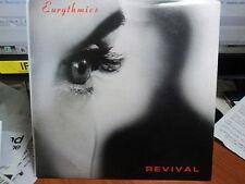 "Eurythmics ""Revival"" Ab Fab Oz 7"" PS"