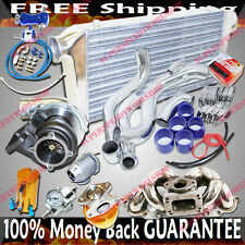 Upgrade Turbo Kits GT35 Turbo for 95-98 Fits Nissan 240SX S14 S15 SR20 TOP MOUNT