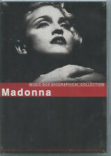 Madonna: Music Box Biographical Collection Madonna UK DVD - Mint Sealed