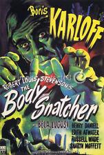 The Body Snatcher Vintage Movie Poster -24x36