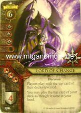 Warhammer Invasion - 1x Lord of Change  #021