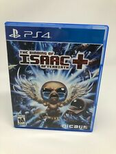 The Binding of Isaac: Afterbirth+ (Sony PlayStation 4, 2017) PS4