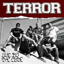 TERROR - LIVE BY THE CODE  CD  11 TRACKS HARD & HEAVY / METAL / HARDCORE  NEU