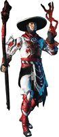 "McFarlane Mortal Kombat Raiden Bloody White Hot 7"" Action Figure *PRE-ORDER* NEW"