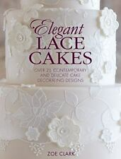 Elegant Lace Cakes: 30 Delicate Cake Decorating Designs For Contemporary Lace...