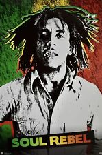 Bob Marley Soul Rebel poster 24 x 36