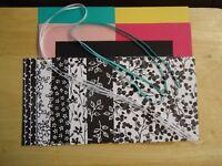 Stampin Up PETAL PASSION 6 x 6 Designer Paper Card Kit Ribbon