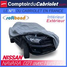 Garage pieno per NISSAN NAVARA np300 4 d231 pick-up senza sovrastrutture, aperta ladefl