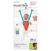 Munchkin Bounce About Door Bouncer   Baby Toddler Adjustable Padded Bouncer