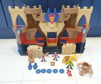 Imaginext Fisher-Price Lions Den Knights Castle Playset - Working Sounds!