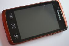 Samsung Galaxy Xcover GT-S5690 - Black - Red (Unlocked) Smartphone Android