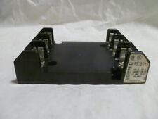 SQUARE D FB3611 FUSE HOLDER USED